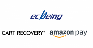 Web接客型Amazon Pay対応ツール 「Amazon Pay ポップアップ by CART RECOVERY」を「ecbeing」へ提供開始